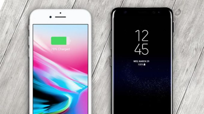 Apple iPhone 8 vs Samsung Galaxy S8 – Which one should you buy? (Flagship Phones of 2017)