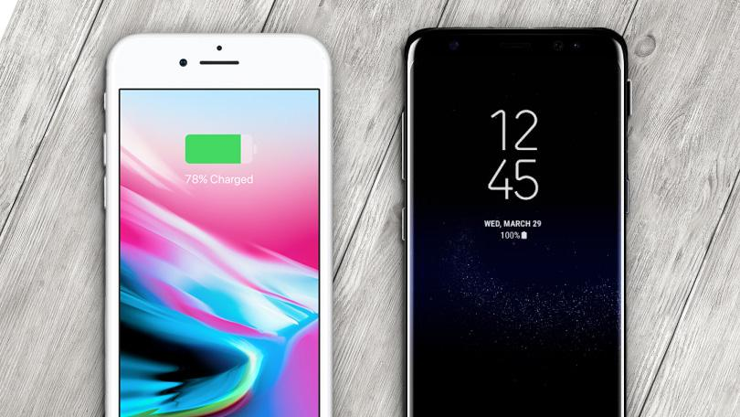 Apple iPhone 8 vs Samsung Galaxy S8 - Which one should you buy? (The Flagship Phones of 2017)