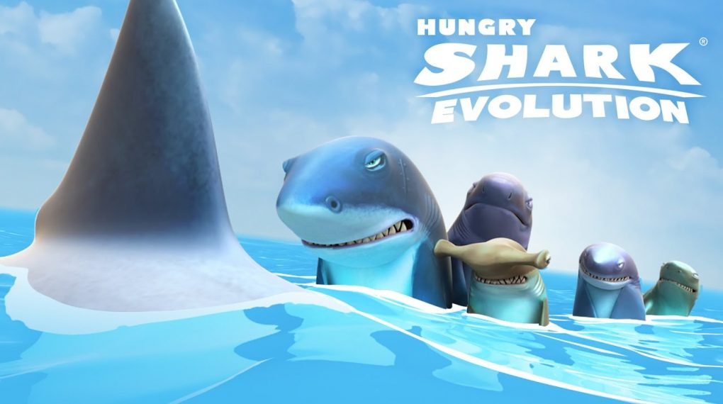 Hungary Shark Evolution (Best Android Games Under 200MB)