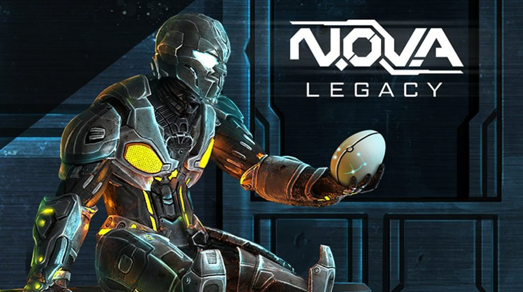 Nova Legency Game (Best Android Games Under 200MB)