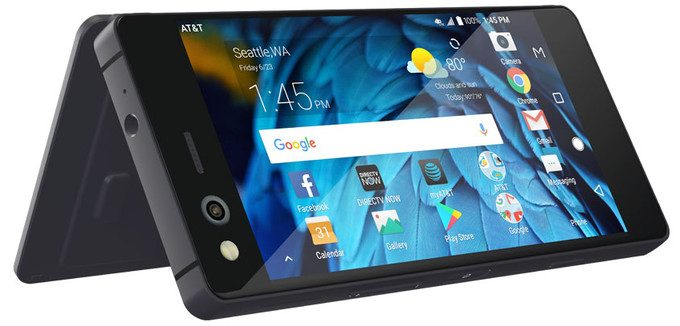 ZTE Axon M Foldable Phone with Dual Displays – Specs and Price