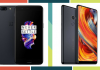 OnePlus 5 vs Xiaomi Mi Mix 2