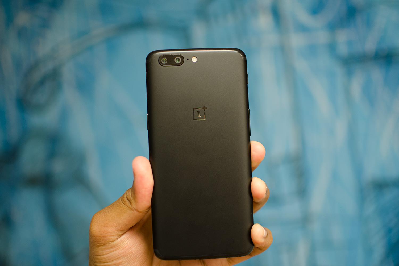 Huawei P20 vs OnePlus 5T