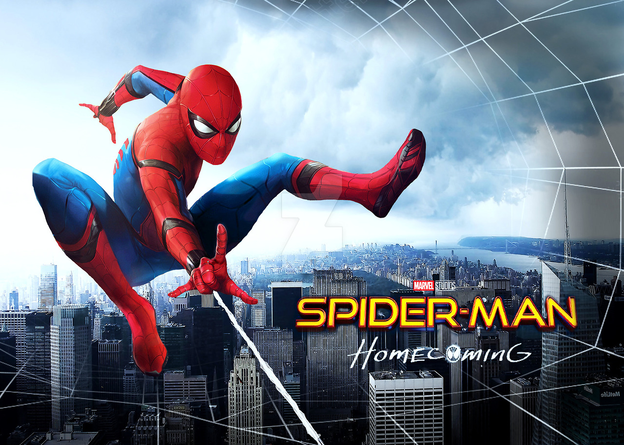 Spider-Man Homecoming Movie