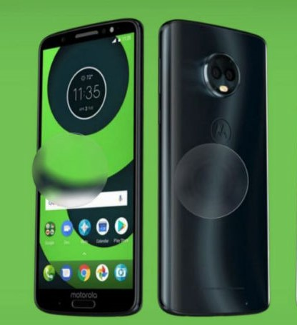 Moto G6 and G6 Plus