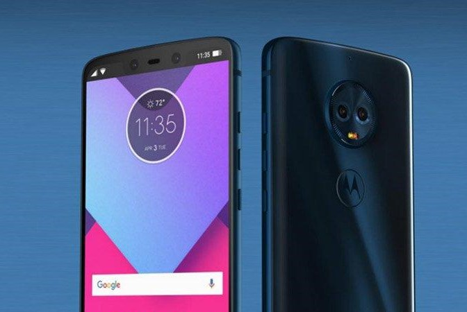 Moto X5 features and specs