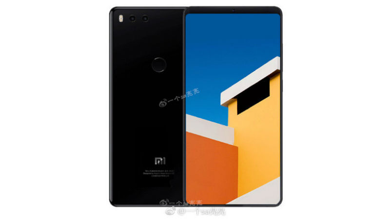 Xiaomi Mi 7 leaked specs and image
