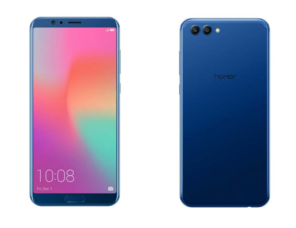 Honor View 10 smartphone