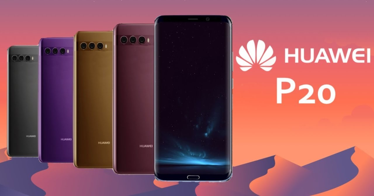 Huawei P20 Release Date