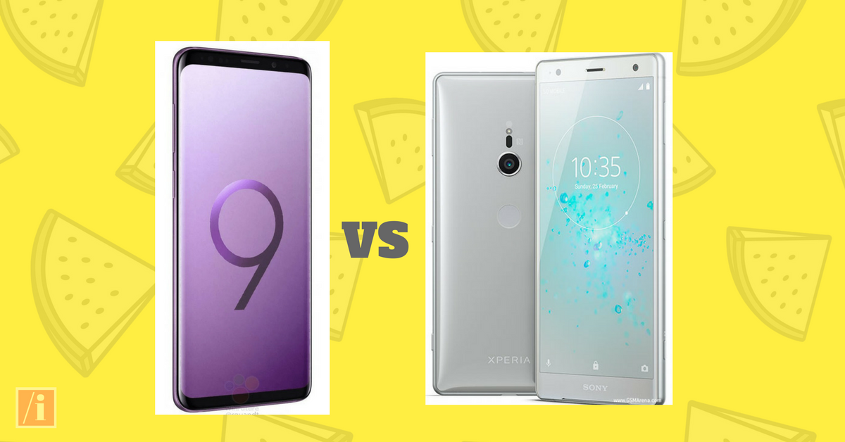 Samsung Galaxy S9 Vs Sony Xperia XZ2: Which one is better?