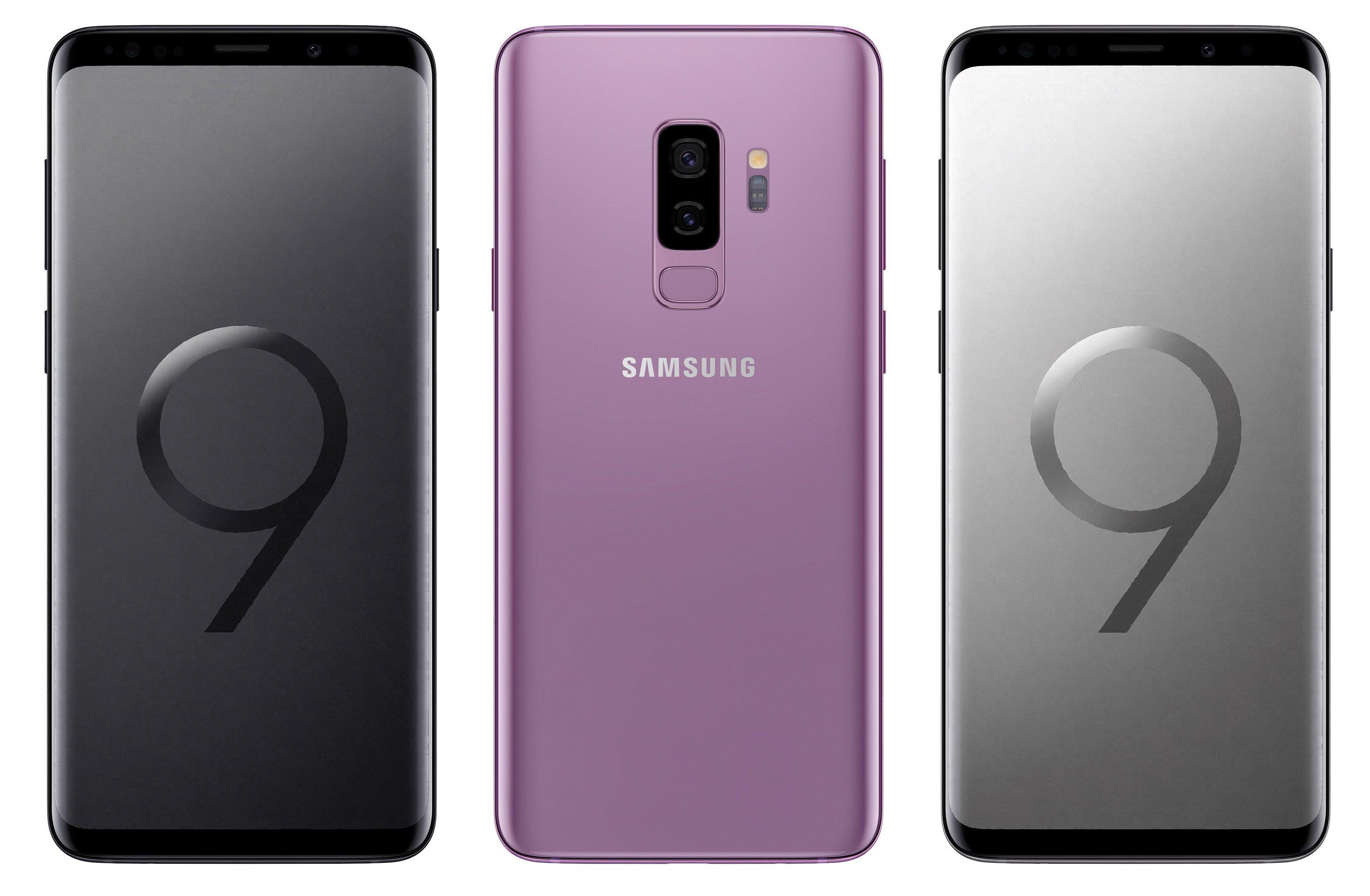Samsung Galaxy S9 and S9 Plus Price and Specs
