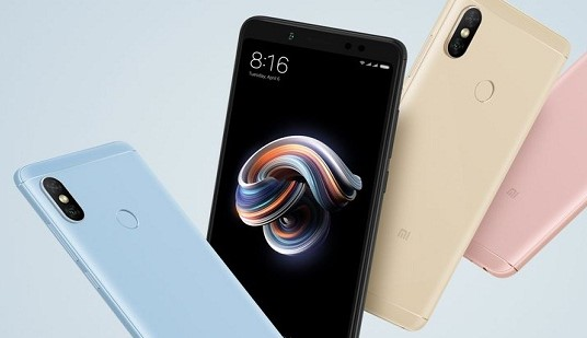 Xiaomi Redmi Note 5 Pro Features and Specifications