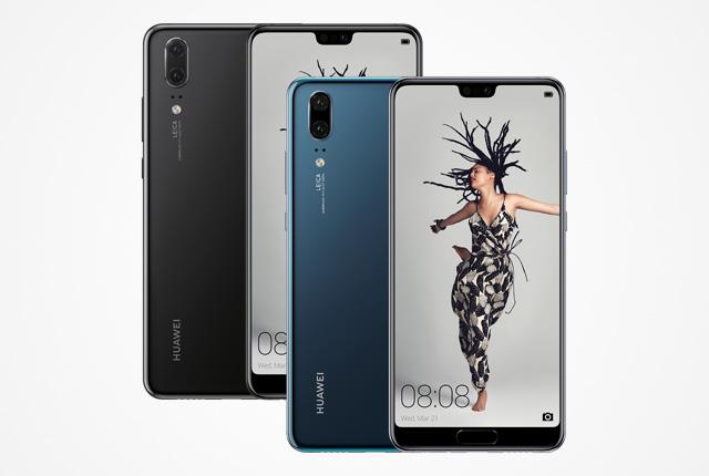 Huawei P20 Full Specs