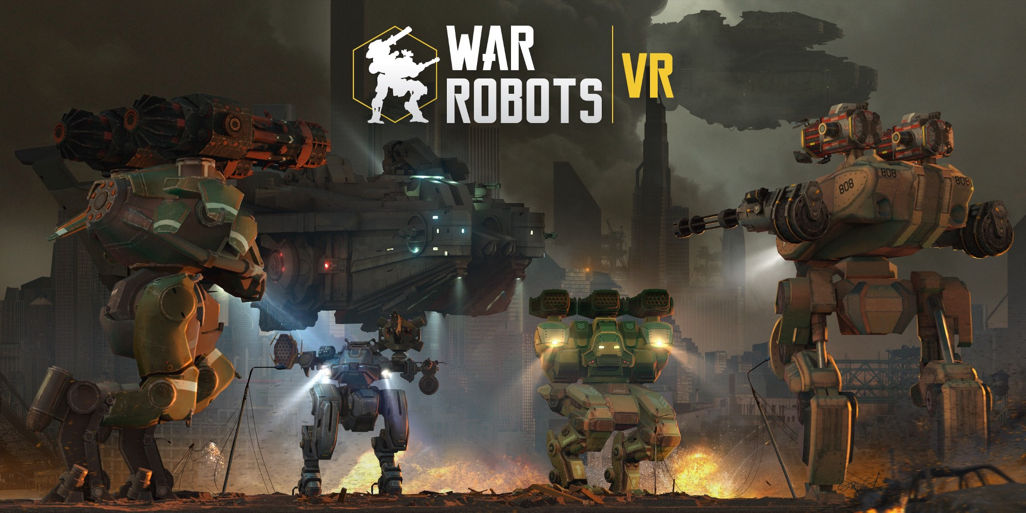 War Robots Android Game