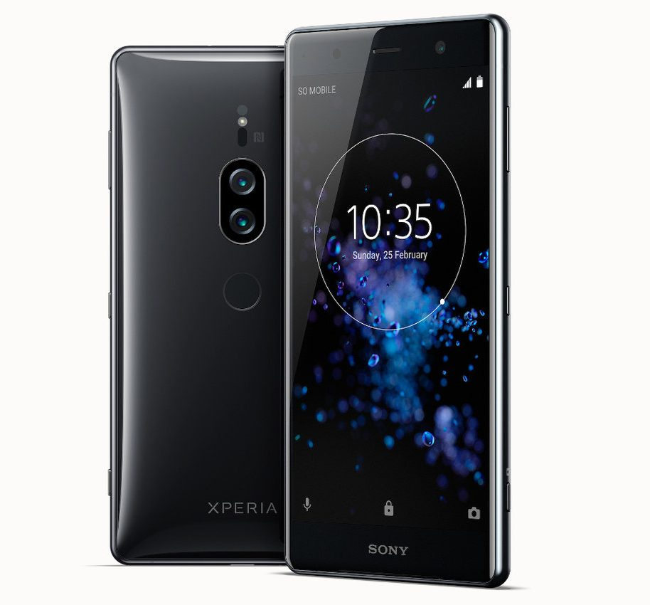 Sony Xperia XZ2 Premium Specifications