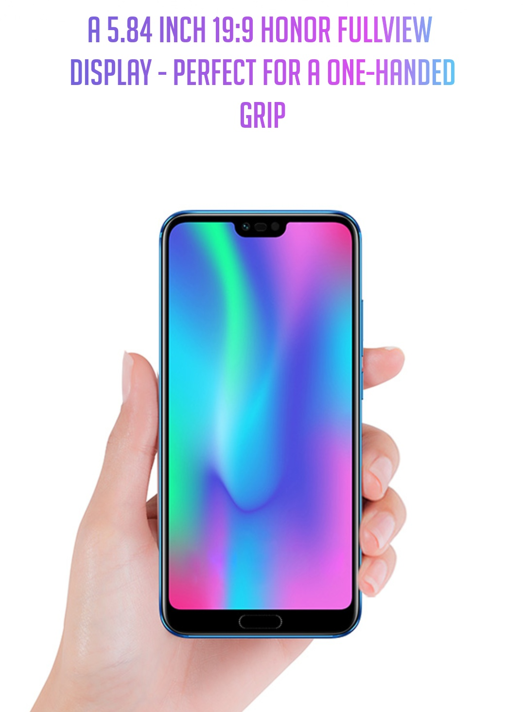 Honor 10 Display