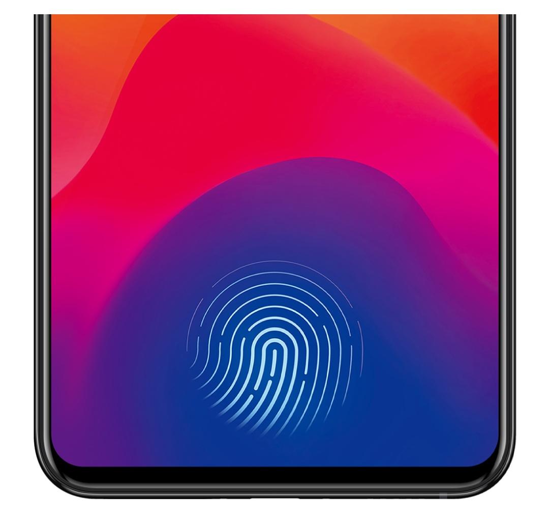 Vivo X21 with In-Display Fingerprint Sensor