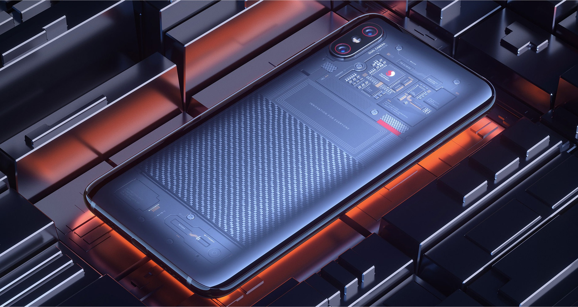 Xiaomi Mi 8 Explorer Edition Specifications