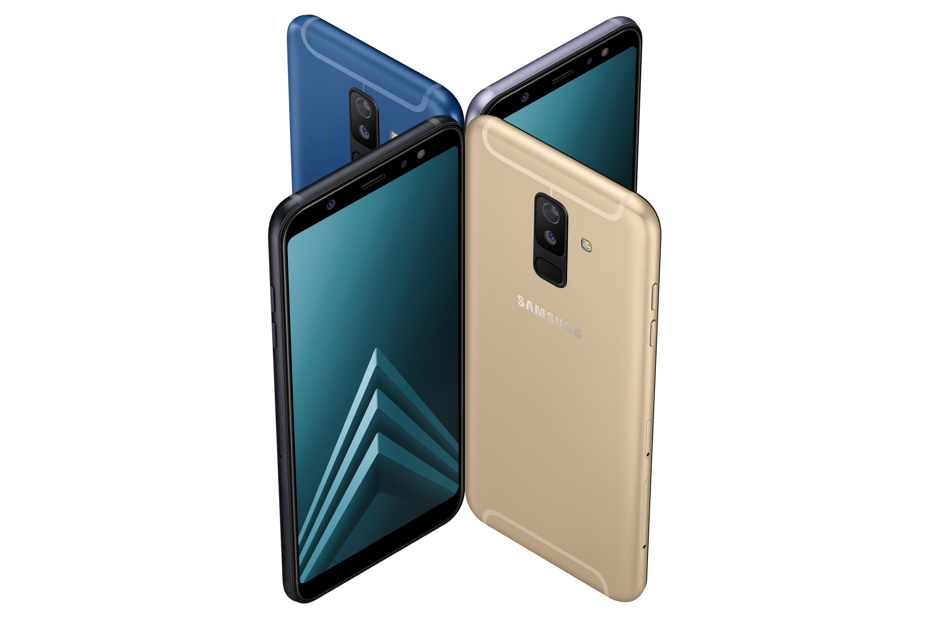 samsung galaxy a6 and a6 unveiled read specifications features. Black Bedroom Furniture Sets. Home Design Ideas
