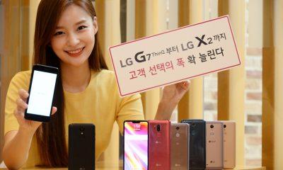LG X2 Smartphone