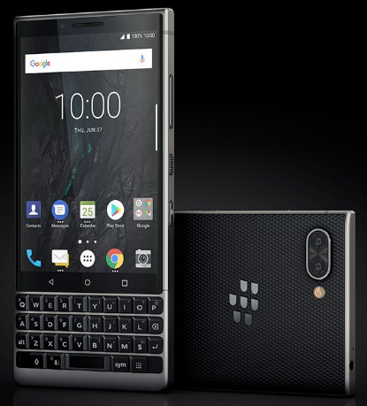 BlackBerry Key2 Specifications