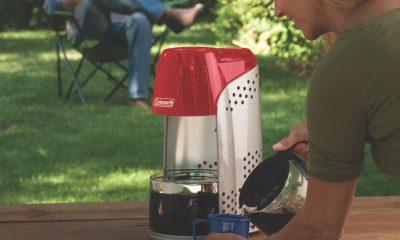 Coleman QuikPot Propane Coffeemaker Review