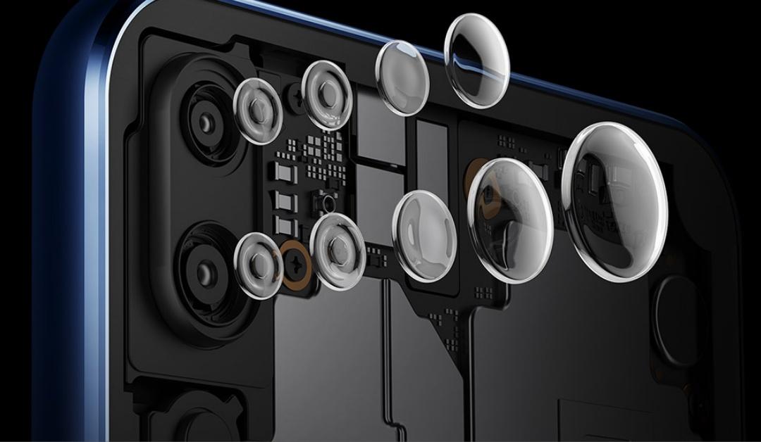 Lenovo Z5 Camera