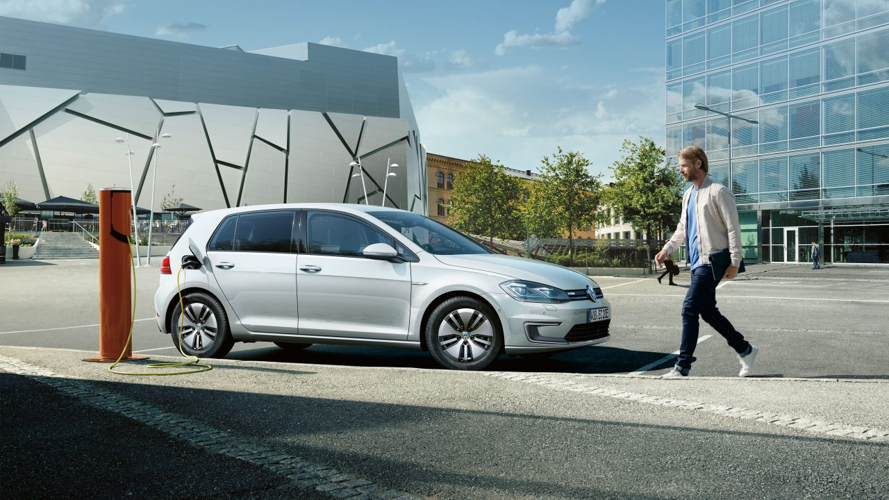 VW e-Golf (Volkswagen e-Golf)