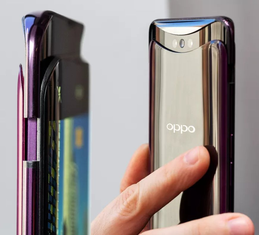 Oppo Find X Specifications and Price in India