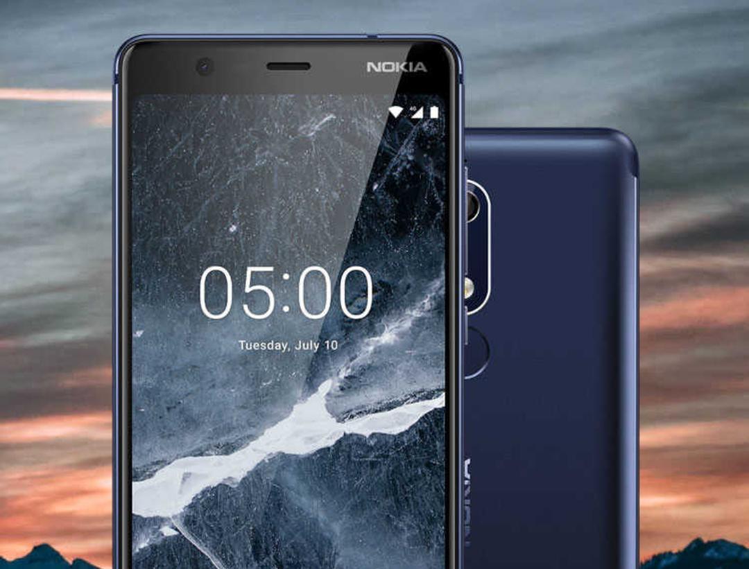 Nokia 5.1 Specs
