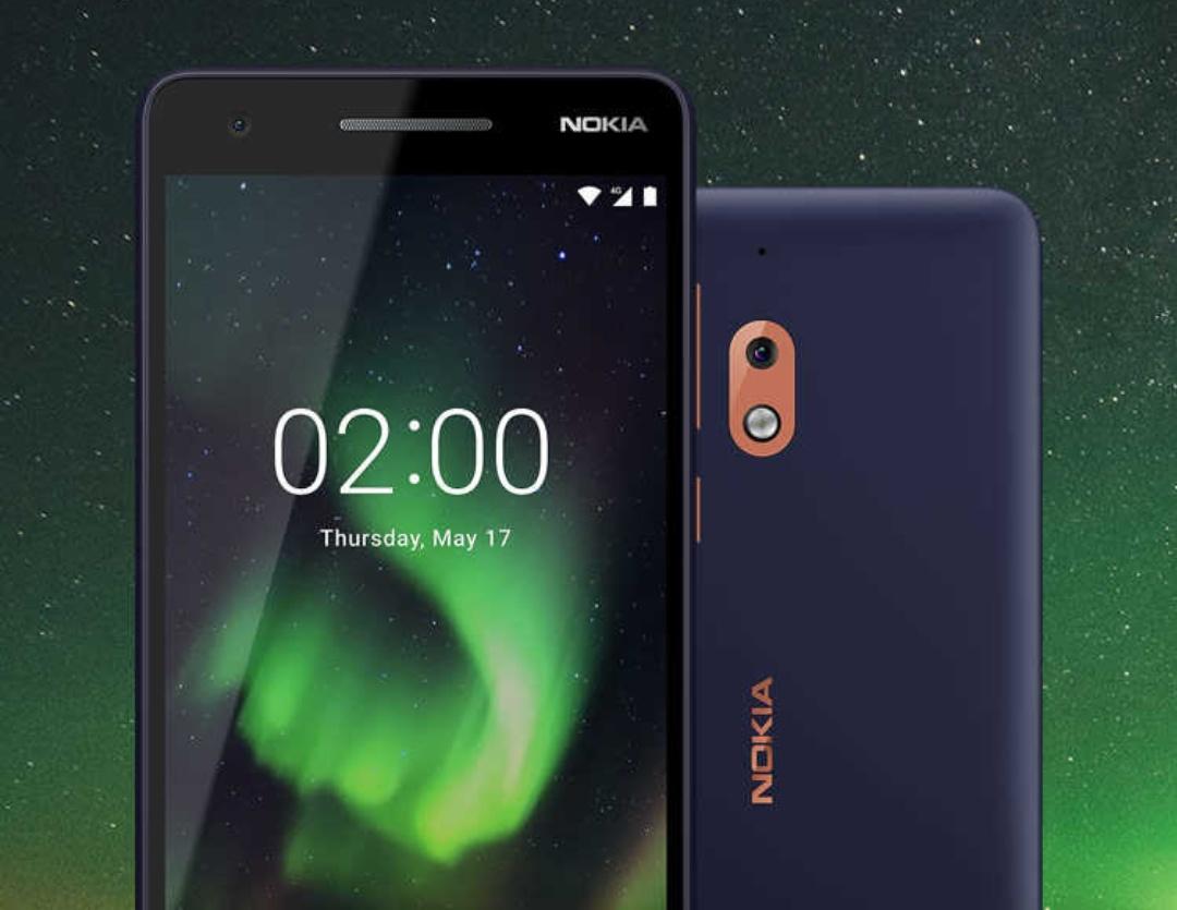 Nokia 2.1 Specs