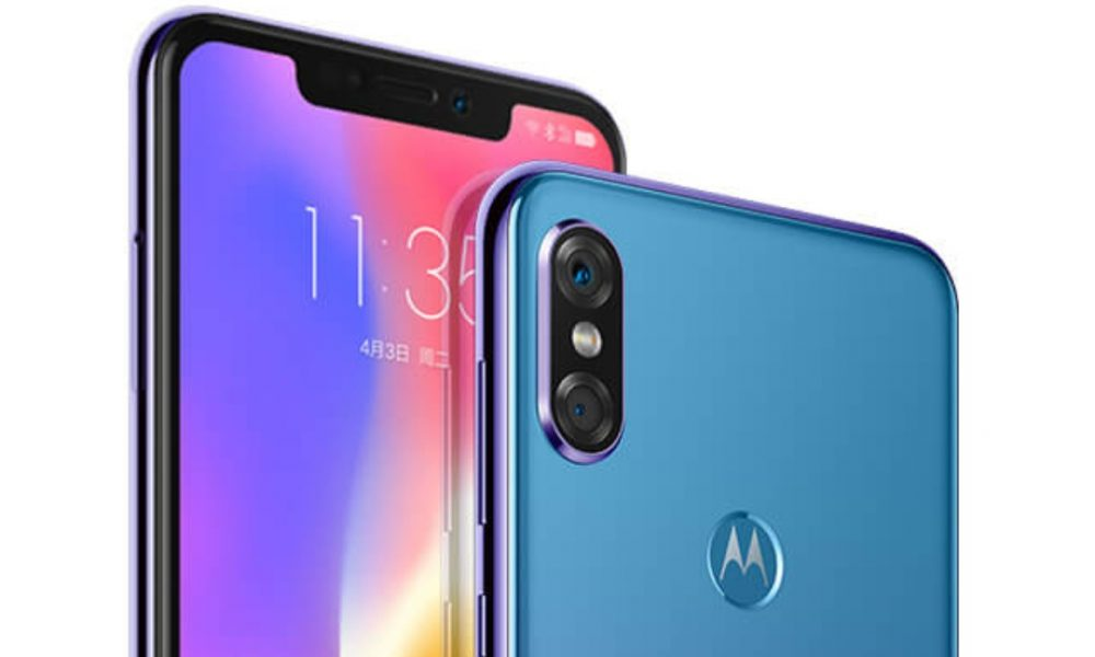 Moto P30 Launched in China with a Notched Display: Specs, Price, and Availability
