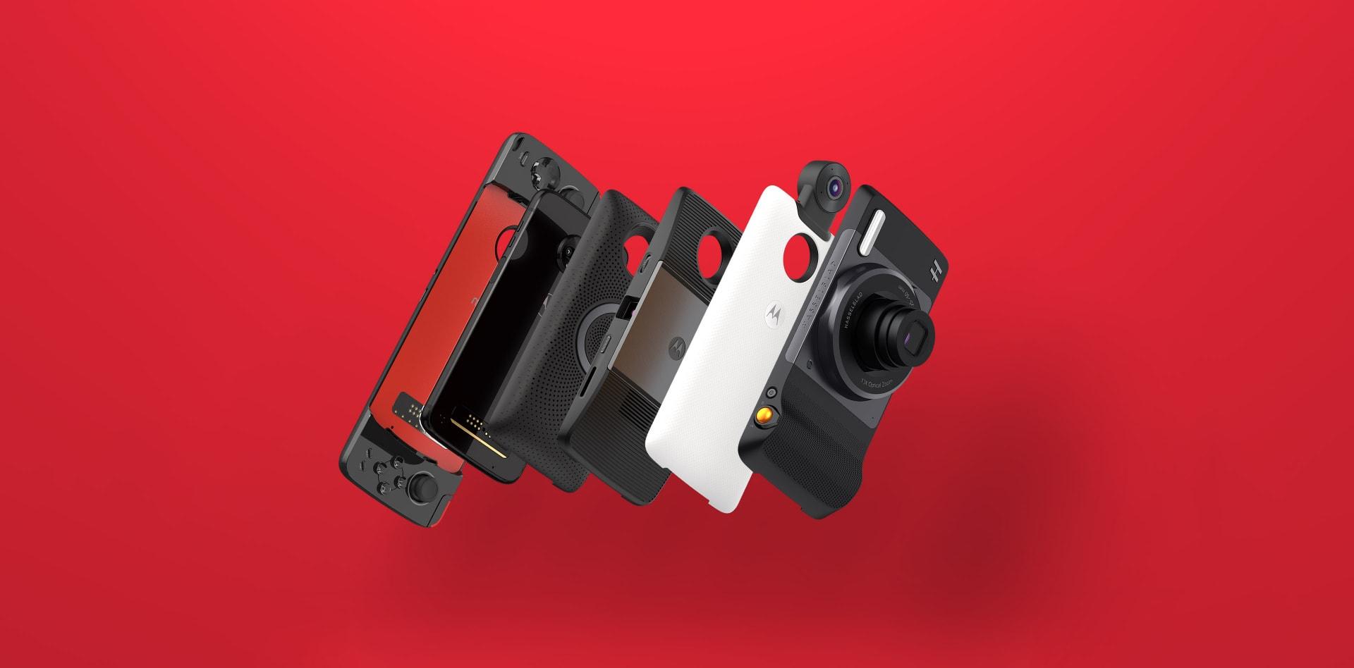 Moto Z3 Camera