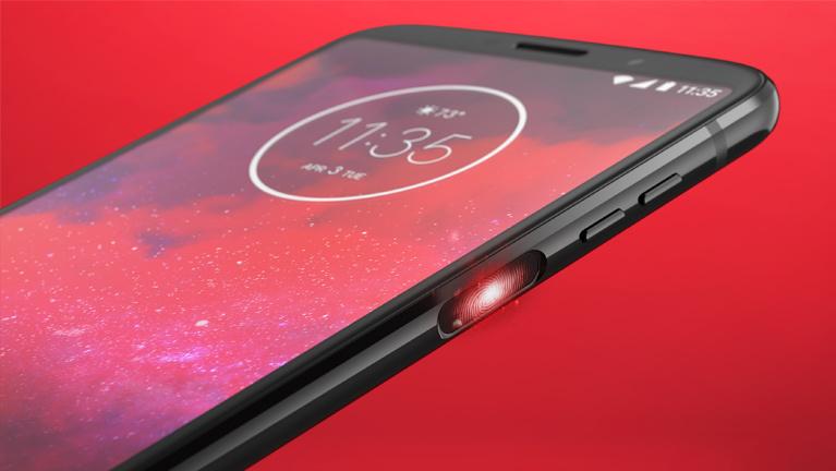 Moto Z3 smartphone