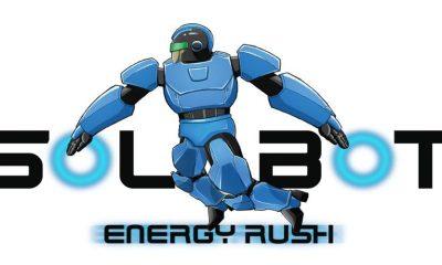 Solbot Energy Rush Game