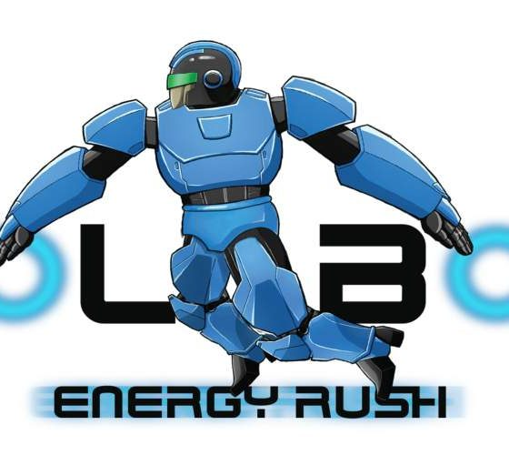 Solbot Energy Rush Game