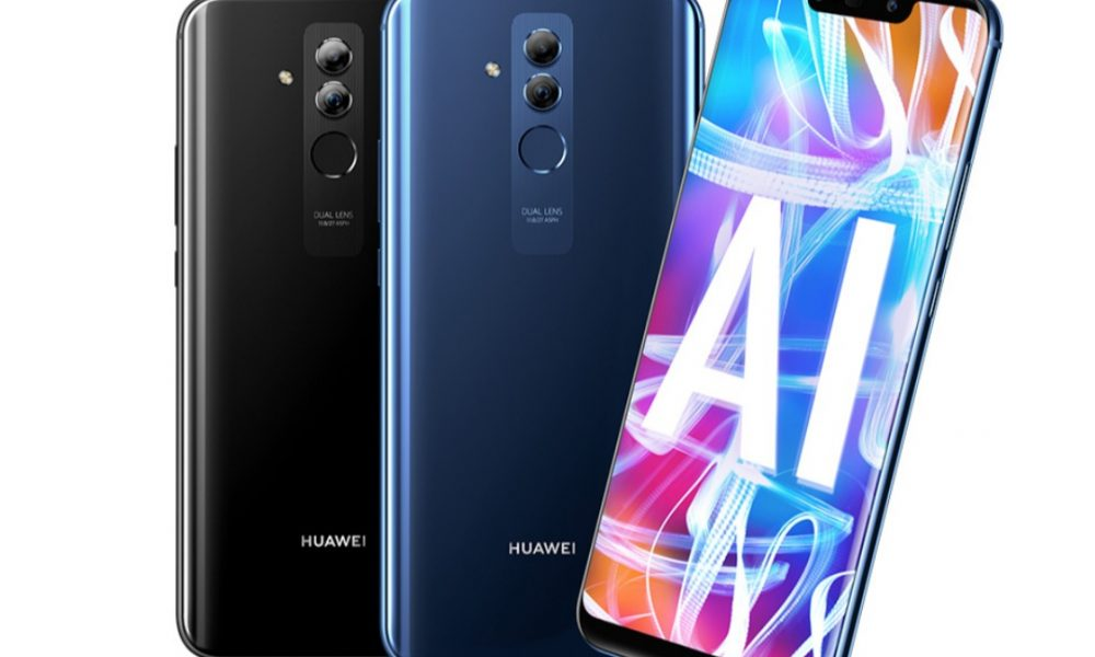 Huawei Mate 20 Lite Launched: 6.3-inch Display, 4 Cameras, Kirin 710