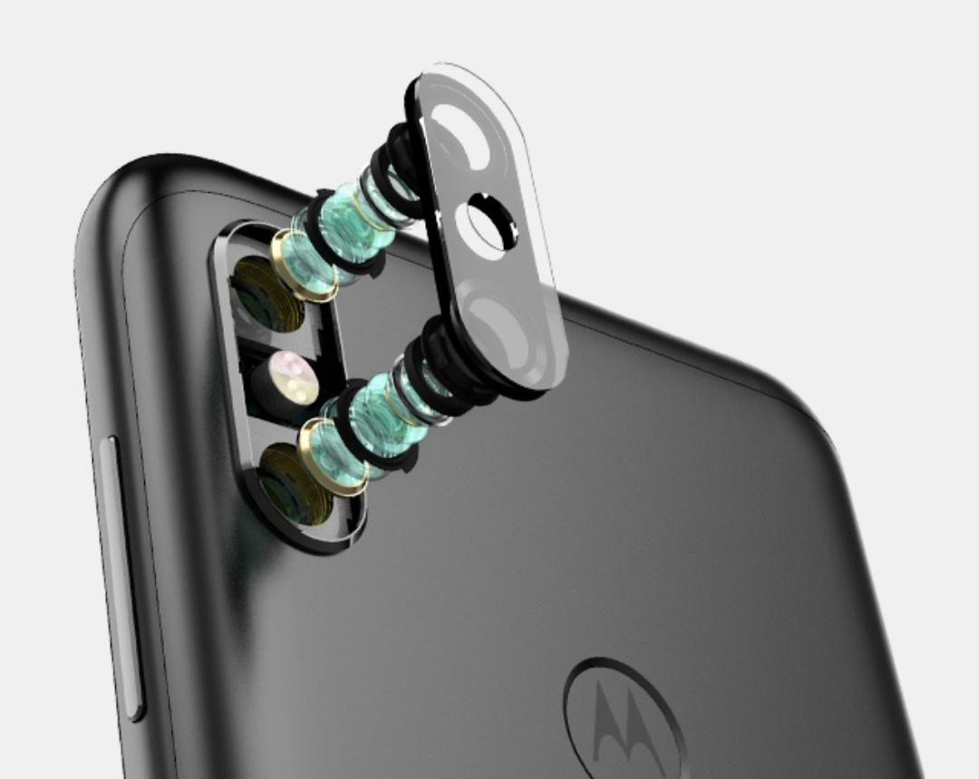 Motorola P30 Note Camera