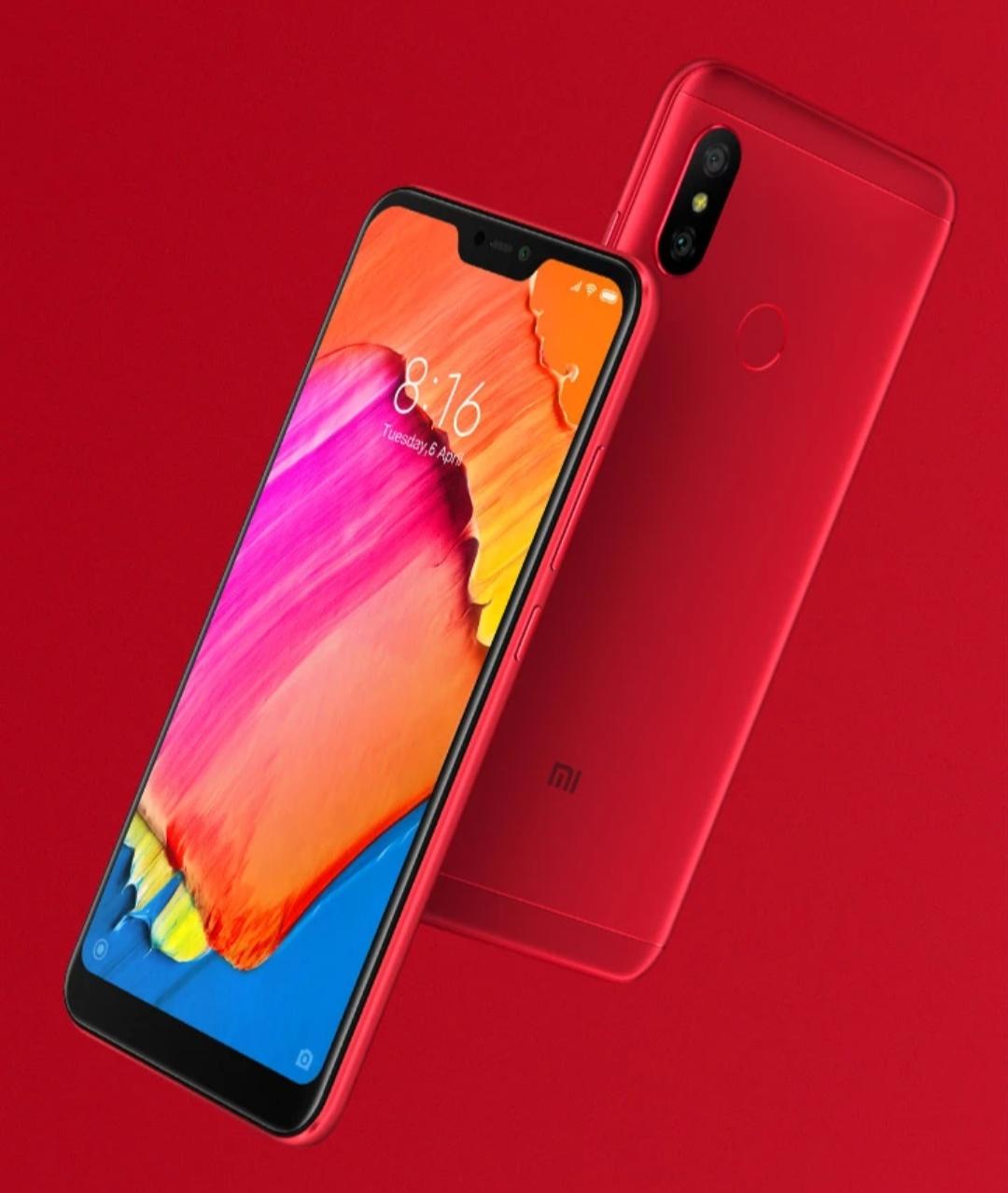 Xiaomi Redmi 6 Pro Price