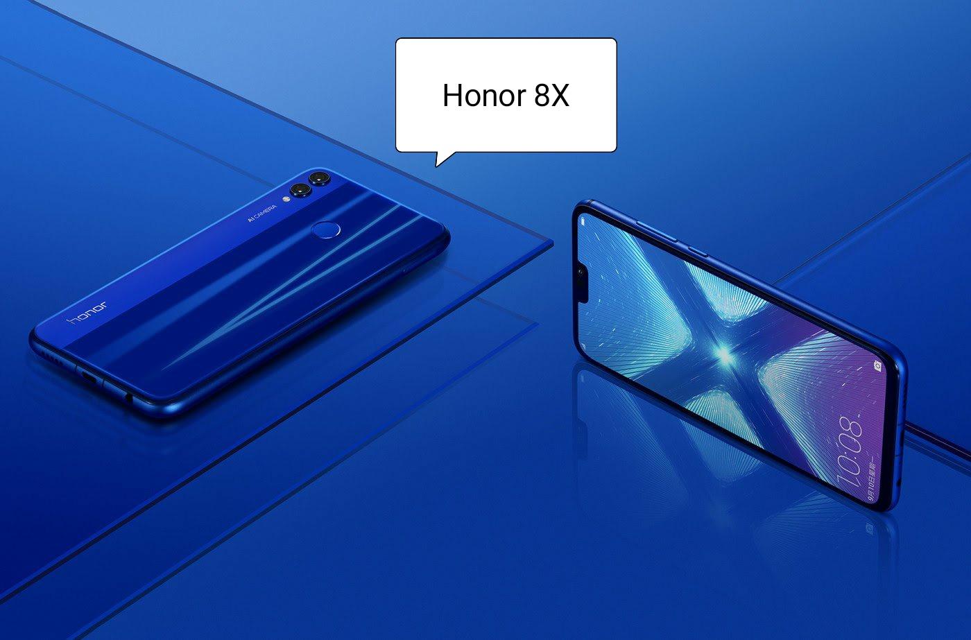 Honor 8X Specs
