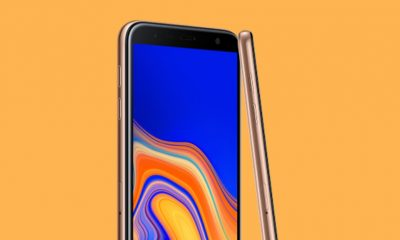 Samsung Galaxy J4+ and Galaxy J6+