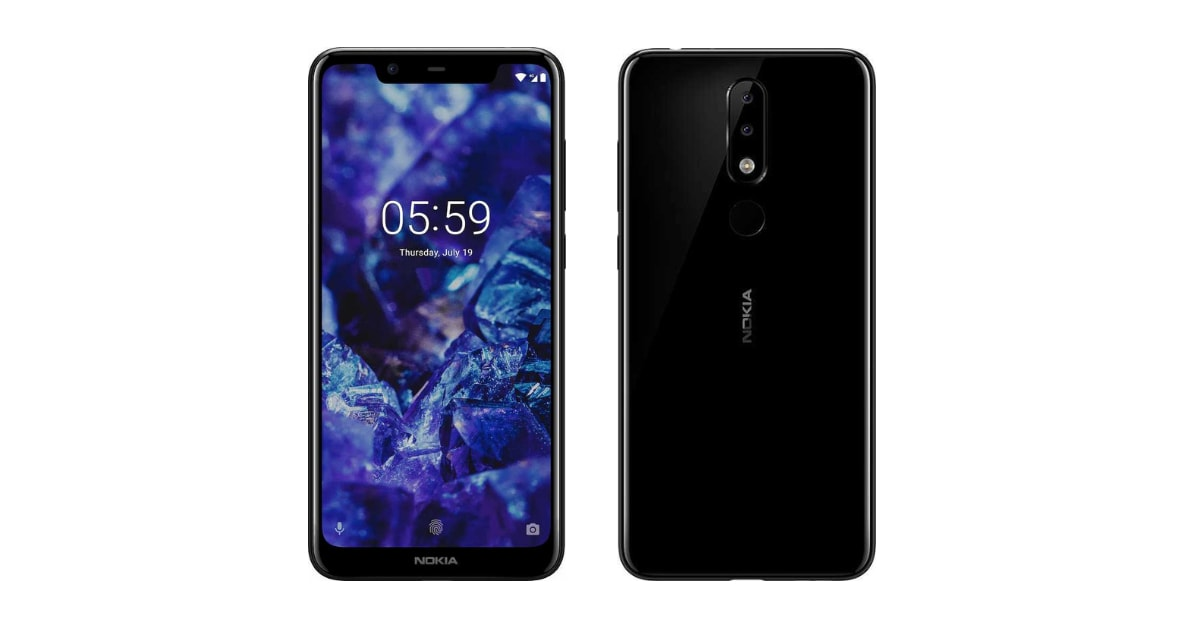 Nokia 5.1 Plus Specifications and Price in India