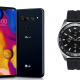 LG V40 ThinQ and LG Watch W7