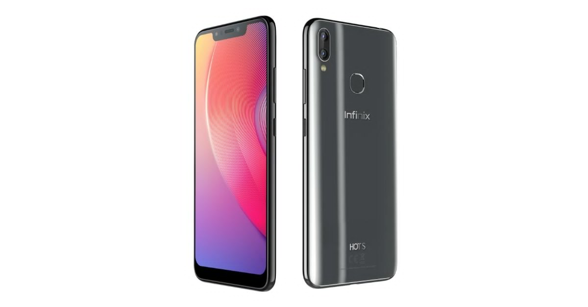 Infinix Hot S3X Specifications