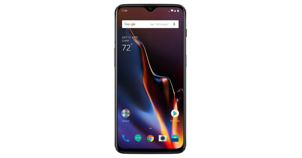 OnePlus 6T Specifications