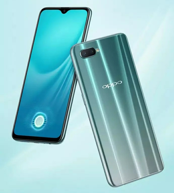 Oppo R15X Specifications