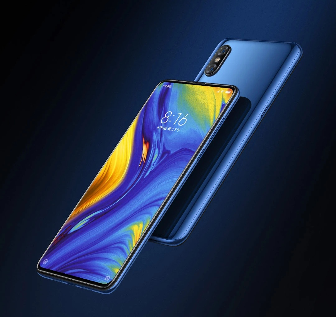 Xiaomi Mi Mix 3 Specifications