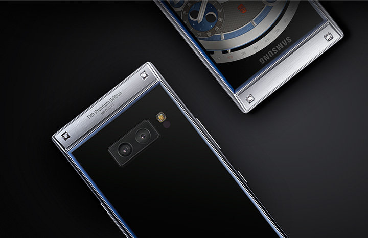 Samsung W2019 Features