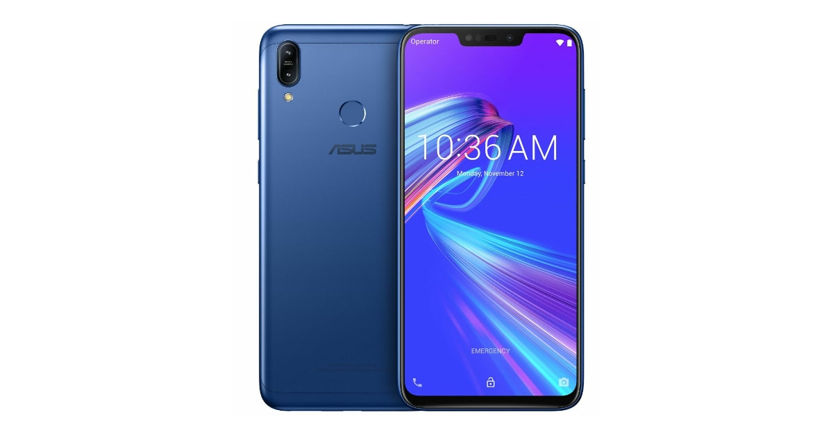 Asus ZenFone Max Pro M2 and Max M2 Launched in India