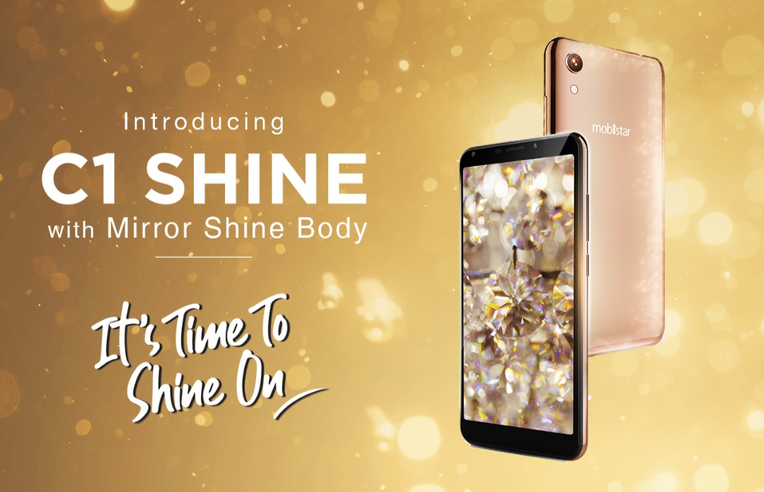 Mobiistar C1 Shine